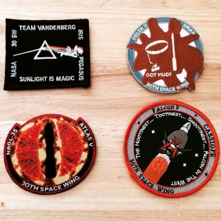 a084058310deb Mission Patches from the 30th Space Wing!